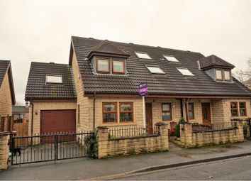 Thumbnail 5 bed semi-detached house for sale in Manor Row, Bradford