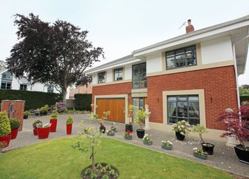 Thumbnail 4 bed detached house to rent in Flaghead Road, Canford Cliffs, Poole