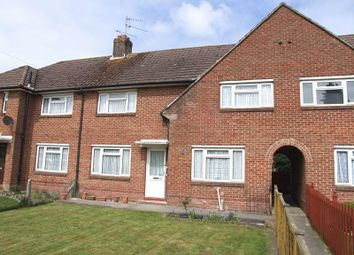 Thumbnail 3 bed terraced house to rent in Alder Crescent, Parkstone, Poole