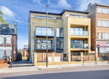 Thumbnail 3 bedroom flat for sale in Brownlow Road, London