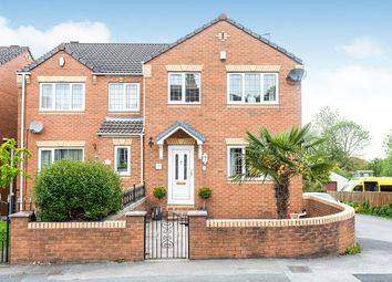 3 bed semi-detached house for sale in Church Fields Mews, Castleford, West Yorkshire WF10