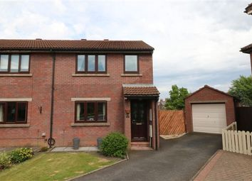Thumbnail 3 bed semi-detached house for sale in Furze Street, Carlisle, Cumbria