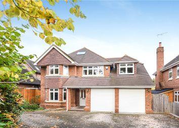 Thumbnail 6 bed detached house for sale in Chestnut Avenue, Wokingham, Berkshire
