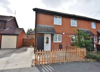 Thumbnail 2 bed semi-detached house for sale in Worcester Drive, Didcot