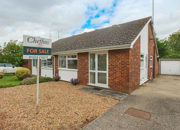 Thumbnail 2 bedroom semi-detached bungalow for sale in Blackhall Road, Cambridge