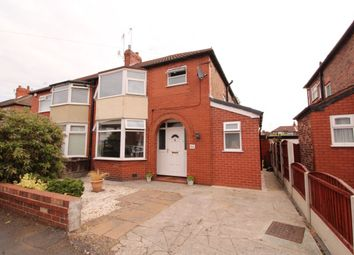 Thumbnail 3 bed semi-detached house for sale in Arderne Road, Timperley, Altrincham