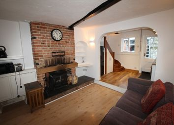 Thumbnail 1 bed cottage to rent in High Street, Welwyn
