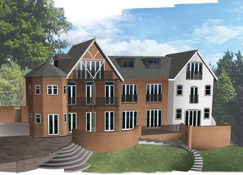 Thumbnail 2 bed flat for sale in Westview Road, Warlingham