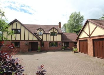Thumbnail 6 bed detached house for sale in Greenwich Close, Bamford, Rochdale