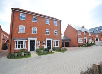 Thumbnail 4 bedroom detached house to rent in Allard Way, Saffron Walden