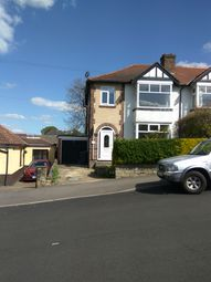 Thumbnail 3 bed semi-detached house to rent in Westwick Road, Sheffield