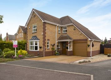 Thumbnail 4 bed detached house for sale in Lark Spinney, Gateford, Worksop