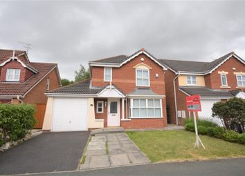 Thumbnail 4 bed detached house to rent in Goodwood Drive, Moreton, Wirral