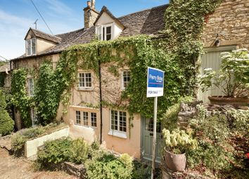 Thumbnail 3 bed terraced house for sale in The Chipping, Tetbury