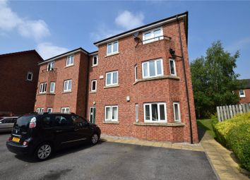Thumbnail 2 bed flat for sale in Saxstead Rise, Leeds