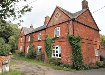 Thumbnail 2 bed cottage for sale in Church Row, Little Stretton, Leicester