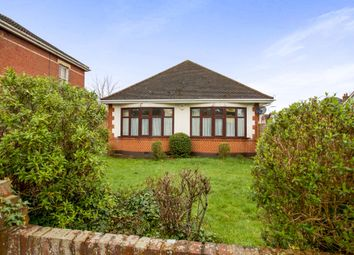 Thumbnail 3 bed detached bungalow for sale in Boundary Road, Bournemouth