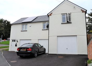 Thumbnail 2 bed flat for sale in St. Andrews Road, Cullompton