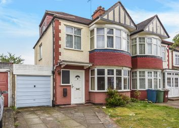 Thumbnail 3 bed semi-detached house to rent in Harrow HA3,