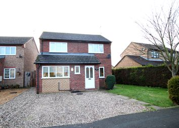 Thumbnail 3 bed detached house to rent in Plover Drive, March