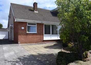 Thumbnail 2 bed semi-detached bungalow for sale in West Park Drive, Nottage, Porthcawl