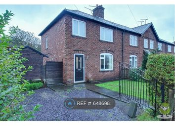 Thumbnail 3 bed semi-detached house to rent in Kingsley Road, Chester