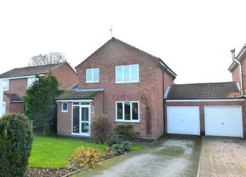 Thumbnail 3 bedroom detached house for sale in St. Olaves Close, Ripon