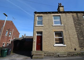 Thumbnail 1 bed end terrace house for sale in Wellington Street, Liversedge, West Yorkshire