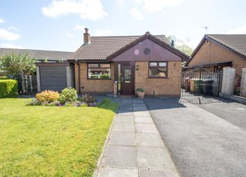 Thumbnail 2 bed detached bungalow for sale in Charlock Avenue, Westhoughton, Bolton