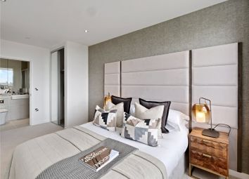 Thumbnail 3 bed flat for sale in Royal Albert Wharf, Docklands, London