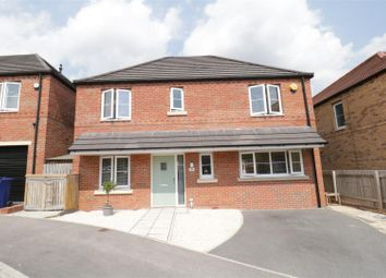 Thumbnail 4 bed detached house for sale in Cygnet Drive, Mexborough, Mexborough