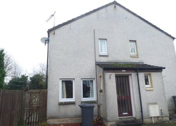 Thumbnail 1 bed end terrace house for sale in Gillbrae, Dumfries, Dumfries And Galloway.