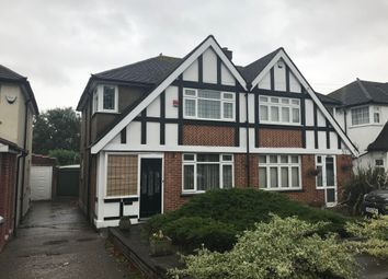 Thumbnail 3 bed semi-detached house to rent in Great Cambridge Road, Enfield
