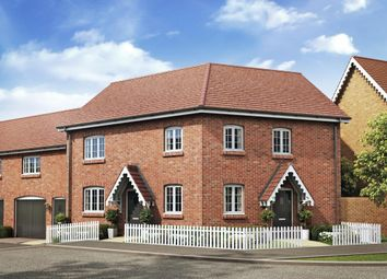 "Thumbnail 2 bed flat for sale in ""Easthorpe"" at Great Denham, Bedford"