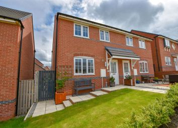 Thumbnail 3 bed semi-detached house for sale in Kingfisher Drive, Whitby