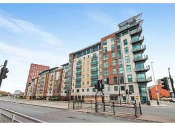 Thumbnail 2 bed flat for sale in City Point 2, Chapel Street, Salford