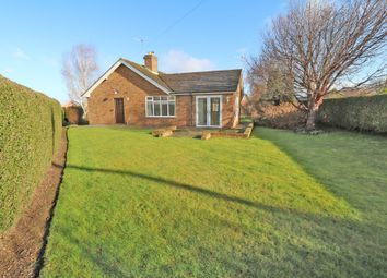 Thumbnail 4 bed detached bungalow for sale in Blow Row, Epworth, Doncaster