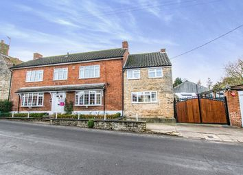 Thumbnail 4 bedroom detached house for sale in High Street, Washingborough, Lincoln