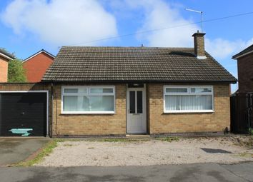 Thumbnail 2 bed detached house for sale in North Avenue, Coalville