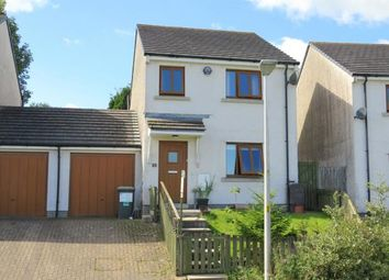 Thumbnail 3 bed link-detached house for sale in Old Chapel Close, Bothel, Wigton