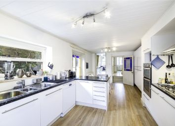 Thumbnail 4 bed terraced house to rent in Prebend Gardens, Chiswick, London