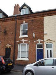 Thumbnail 3 bedroom terraced house to rent in Mostyn Road, Edgbaston, Birmingham