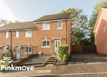 Thumbnail 2 bed end terrace house for sale in Thorncliffe Road, St. Dials, Cwmbran