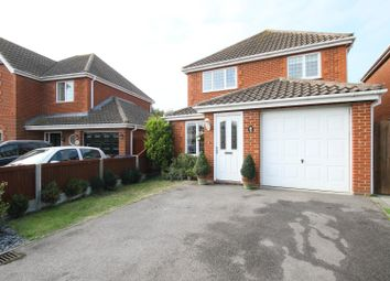 Thumbnail 3 bed detached house for sale in Petrel Close, Herne Bay