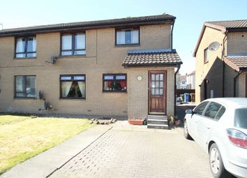 Thumbnail 2 bed flat for sale in Shire Way, Alloa