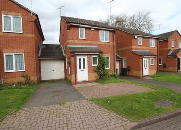 Thumbnail 3 bed link-detached house for sale in St Nicholas Close, Coventry, West Midlands