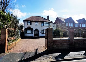 Thumbnail 4 bed detached house for sale in Moor Lane, Fazakerley, Liverpool