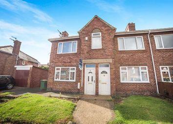 Thumbnail 3 bed flat for sale in Oak Avenue, Dunston, Gateshead