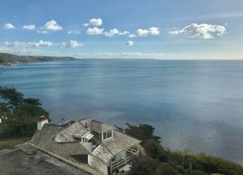 Thumbnail 3 bed detached house to rent in Bay View Road, Looe
