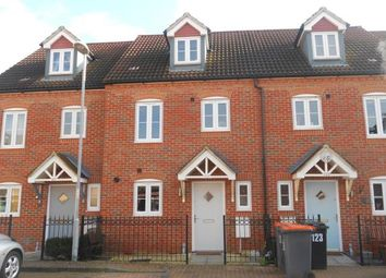 Thumbnail 3 bed terraced house for sale in Ashmead Road, Bedford, Bedfordshire